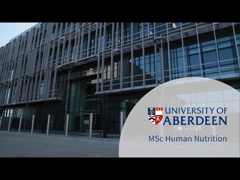 MSc Human Nutrition - The Students' View