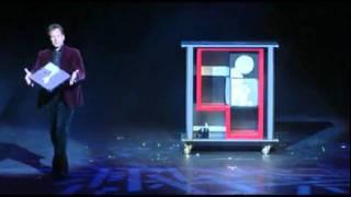 preview picture of video 'Las Vegas Magic Festival, Badminton Theater, Athens, Greece'