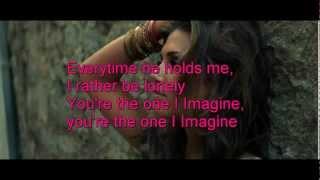 Eric Saade & Tone Damli - Imagine Lyrics