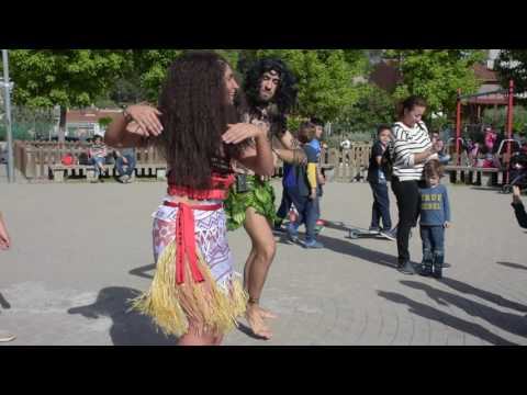 Show Vaiana de Mimonda Fiestas