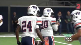Week 8 -  Frisco Wakeland Wolverines at Frisco Lone Star Rangers