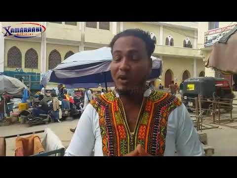 Shahrukhan oo markii ugu horeeysay youtube somali subscribe  Saaray 🤣 Daawo