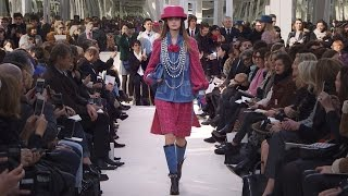 Fall-Winter 2016/17 Ready-to-Wear CHANEL Show