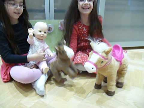 Baby Born Sunny and Baby Interactive Toy from Zapf Creation