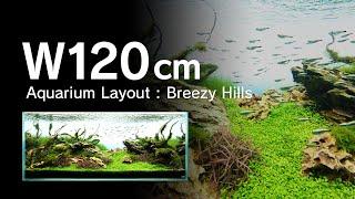 ADAVIEW: Breezy Hills - tutorial 120cm