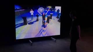 WelcAR - интерактив с 3D логотипом в руках и фото (TESLA.PLACE, FAW)