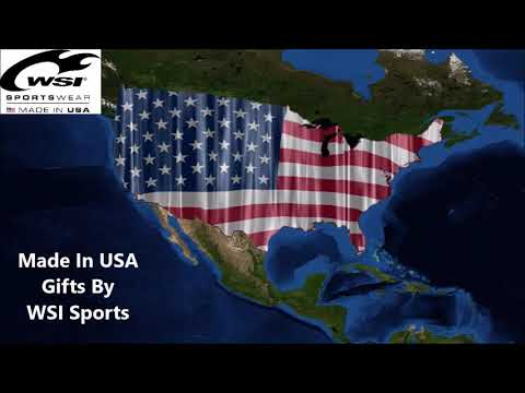 Download Made In USA Gift Ideas For Birthdays, Christmas, Holidays And Other Occasions - WSI Sports HD Mp4 3GP Video and MP3