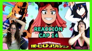 Mei Hatsume  - (My Hero Academia) - BOKU NO HERO REACTION S 3 CAP 14-¡¡HATSUME MEI ATACA DE NUEVO!! Los reyes de lo extra