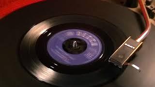 Danny Rivers (Joe Meek) - My Baby's Gone Away - 1961 45rpm