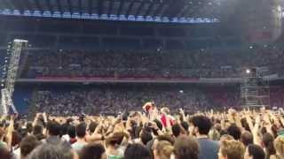 Lorenzo Jovanotti Live @ San Siro - ciao mamma - intro - 20/06/2013 - HD - backup tour