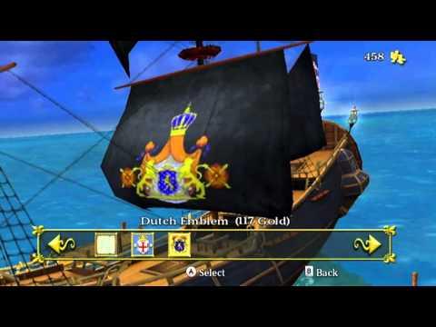 Видео № 0 из игры Sid Meier's Pirates! (Б/У) [Wii]