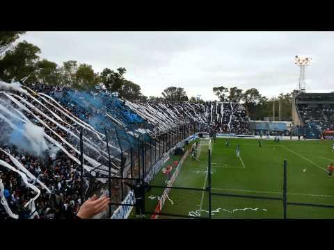 """""""Gelp recibimiento clásico copa sudamericana"""" Barra: La Banda de Fierro 22 • Club: Gimnasia y Esgrima"""