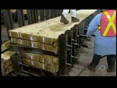 Glued Laminated Wood - Goodfellow Inc