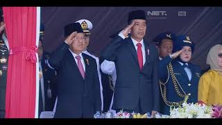 National Anthem of Indonesia on National Armed Forces Day