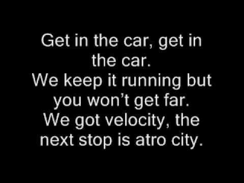 Lostprophets - next stop atro city