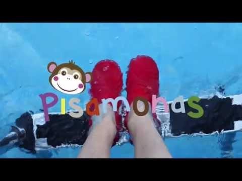Zapatilllas Tipo neopreno para Playa o Piscina - Zapatos de agua para niños