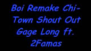 Young Problemz Boi Remix Chi-Town Shout Out Gage Long ft. Cle