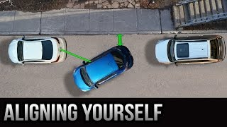 Parallel Parking - Aligning Yourself Properly