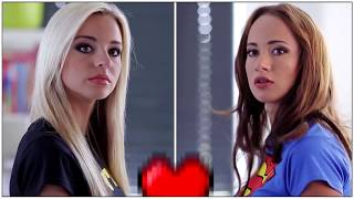 Video Karolína Krézlová in Geekshop commercial 2013, Supergirl versus