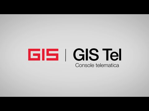 Preview video GIS Console Telematica