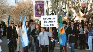 preview picture of video 'ESCUELA DE ARTE - 25 AÑOS - GRAL.  MADARIAGA (noviembre de 2014)'