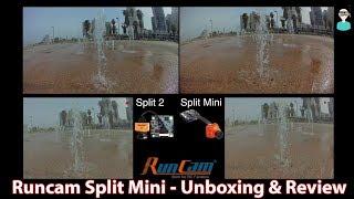 RunCam Split Mini Review + SBS Comparison With Split 2 | Kholo.pk