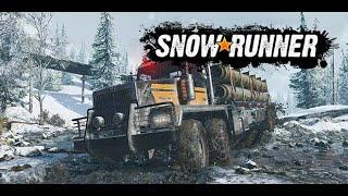 SnowRunner ►месим грязь ► stream
