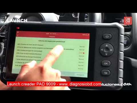 launch creader pad italiano diagnosi auto
