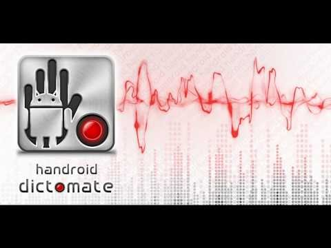 Video of Dictomate - MP3 Voice Recorder