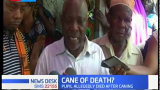 Agony as teacher canes pupil to death in Kanana Genesis School