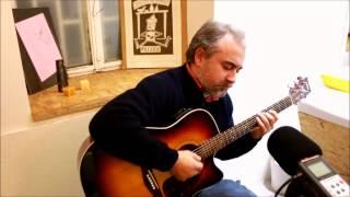 preview picture of video 'ALESSANDRO FIORI - Giornata d'inverno - (THE BATHROOM SESSION #1 -2013- Radio Cometa Rossa)'