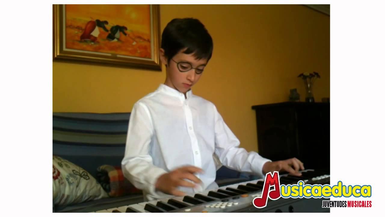 Vals nº2 de Shostakovich - Mi Teclado 4 - Musicaeduca Juventudes Musicales de Alcalá