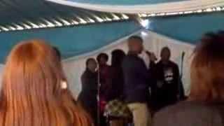 Monde Mgquba sings Uthando lukababa