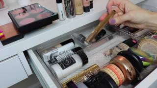 Shop My Stash | Everyday Makeup Drawer Update April 2017