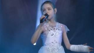 Телепроект «Соло-Дети» (1/2): 2. Анастасия Смородинова (Краснодар, 7 лет)