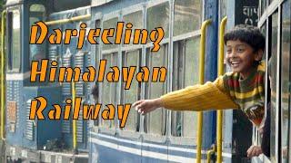 preview picture of video 'Darjeeling Himalayan Railway'