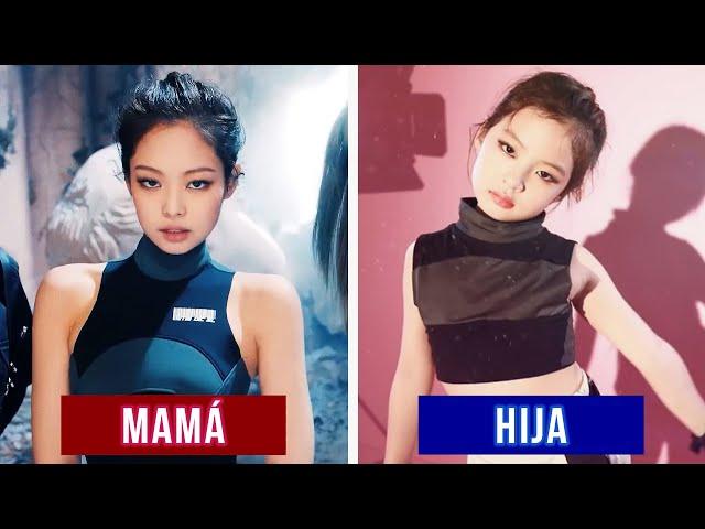 Estos son los Hijos Perdidos de estas Estrellas K-Pop   BTS BLACKPINK TWICE How You Like That M/V