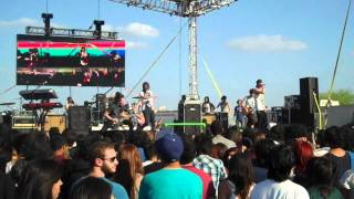 Chiodos - Caves Live at NSN Festival (3/16/2011) [HD]