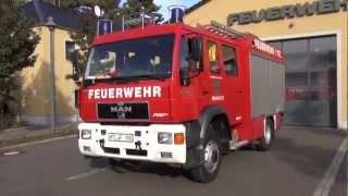 preview picture of video 'Fahrzeuge der Freiwilligen Feuerwehr Bennewitz'