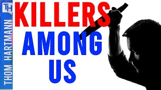These Killers Are Hiding Among Us... You Are In Danger