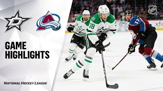 09/19/19 Condensed Game: Stars @ Avalanche