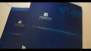 "International Global Markets conference 2015 - Tandem Capital (יח""ץ טנדם קפיטל )"