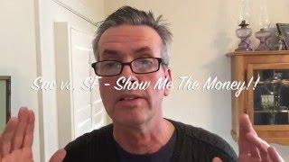 Uber and Lyft Driver - San Francisco vs Sacramento - Show Me The Money!!