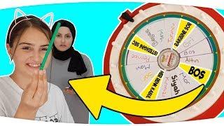 OKULA DÖNÜŞ 2019 - NE ÇIKARSA BUL ÇARKIFELEK Challenge!!  I'll Buy Whatever You Spin! Back to School
