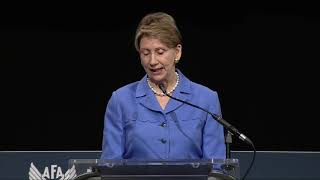 Secretary of the Air Force Remarks from The Honorable Barbara Barrett
