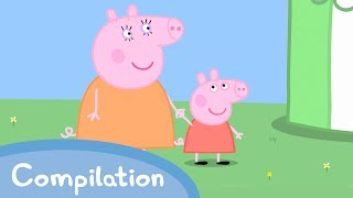 Peppa Pig English Episodes - Mother's Day Compilation (new 2017!!) - #028 - Video Youtube