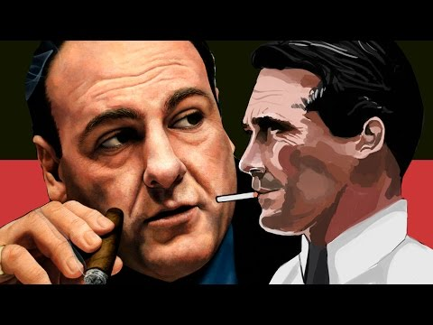 Don Draper Vs. Tony Soprano with Matthew Weiner