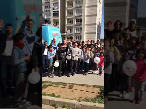 Cumhurbaşkanımız Recep Tayyip Erdoğan'ın İzinde Yetişen Güzel Nesil Çocuklarımız, Gençlerimiz...