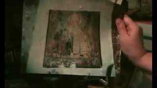 На иконе Святителя Николая Чудотворца проявилось изображение Царской Семьи
