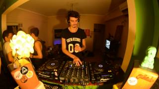 Matteo Gritti - Live @ Living Room Sessions by Groovebeat 2015